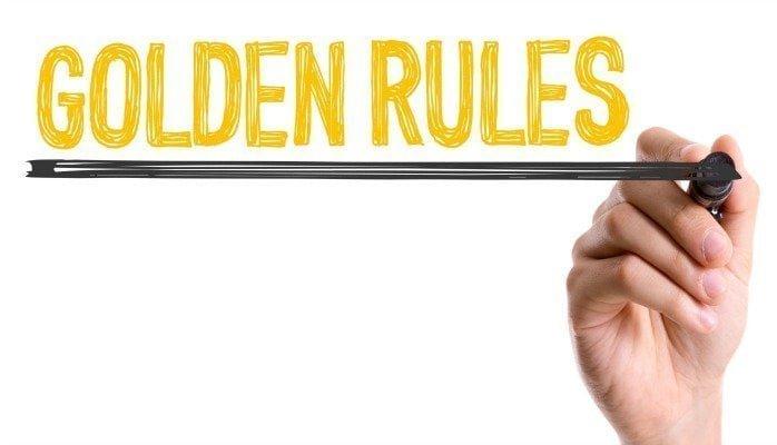 Regels voor trading